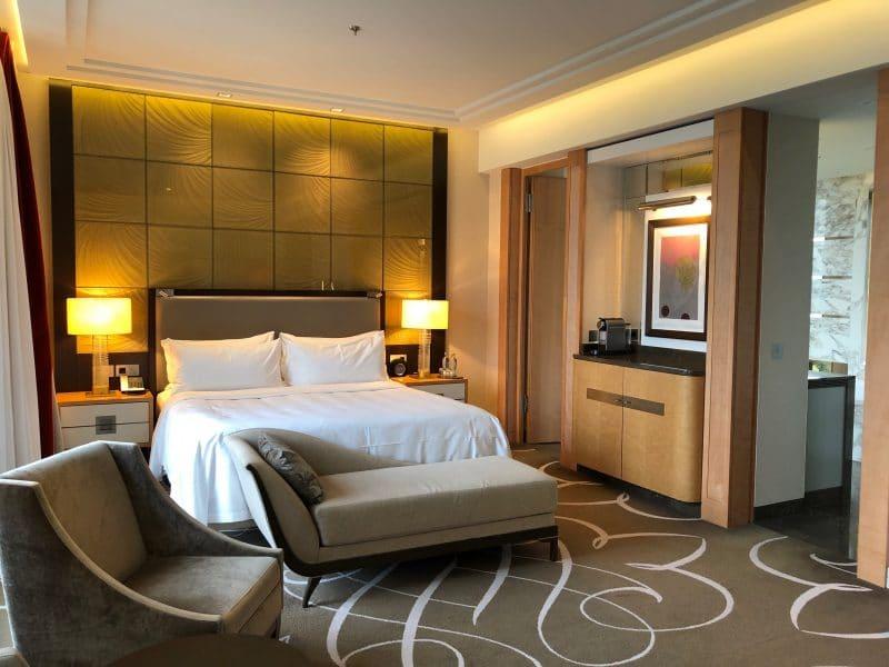 Waldorf Astoria Junior Suite With View