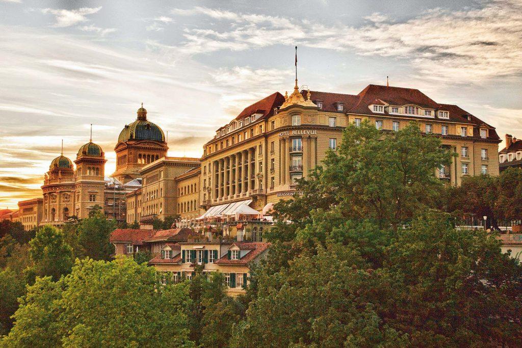 Bellevue Palavce Bern