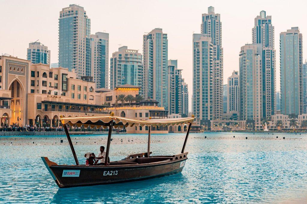 Dubai Skyline Downtown