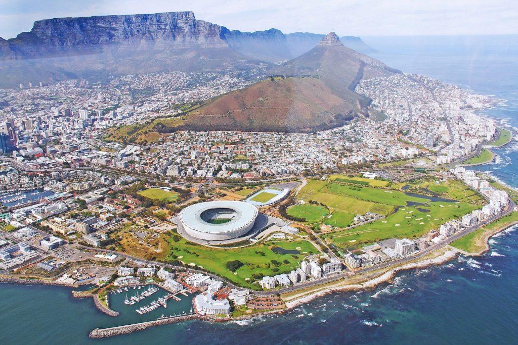 kapstadt südafrika view panorama