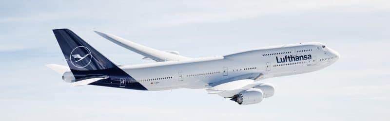 Lufthanasa Boeing 747 Jumbo