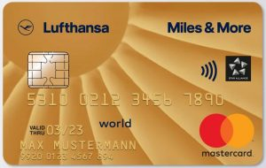 Gold Credit Card Private