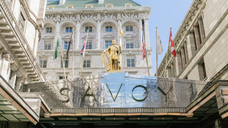 Savoy London Accor