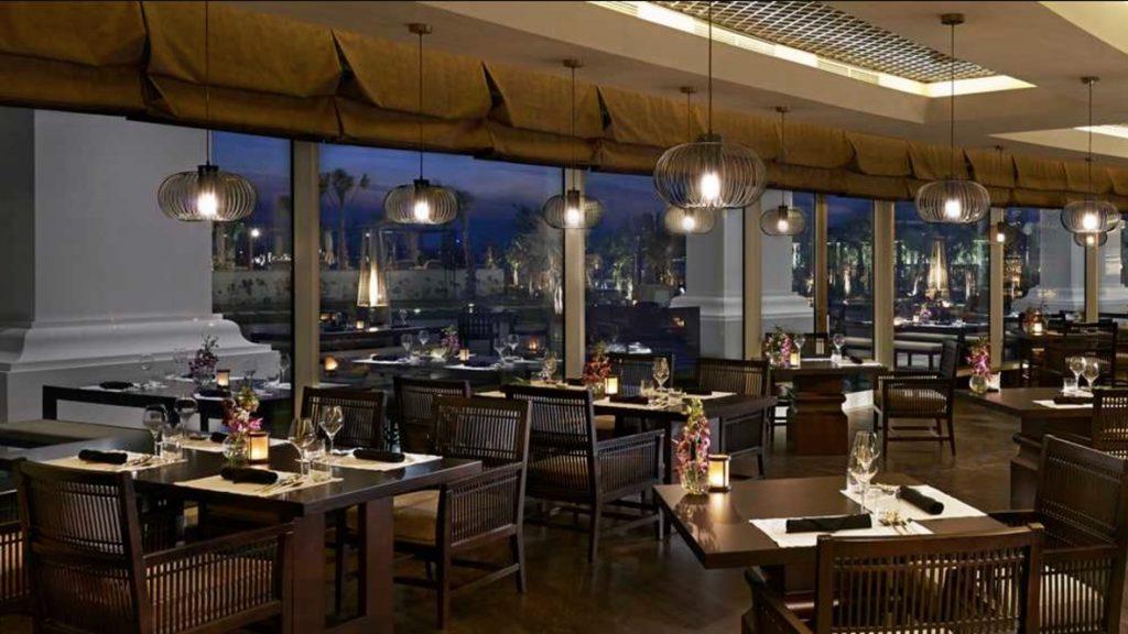 Waldorf Astoria Palm Jumeirah restaurant