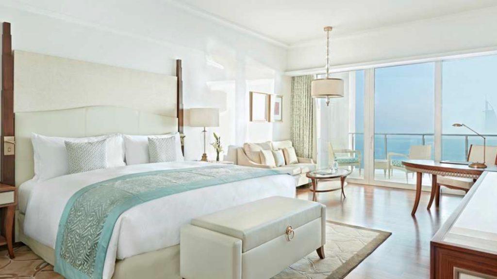 Waldorf Astoria Palm Jumeirah Zimmer