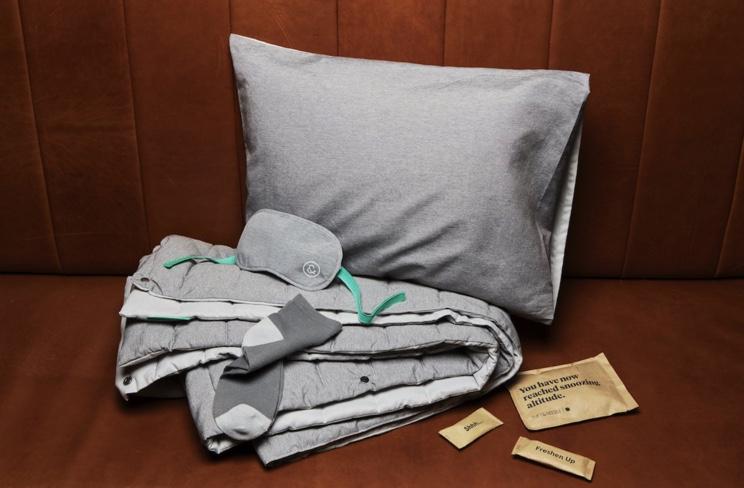 Tuft & Needle Sleeping Kit