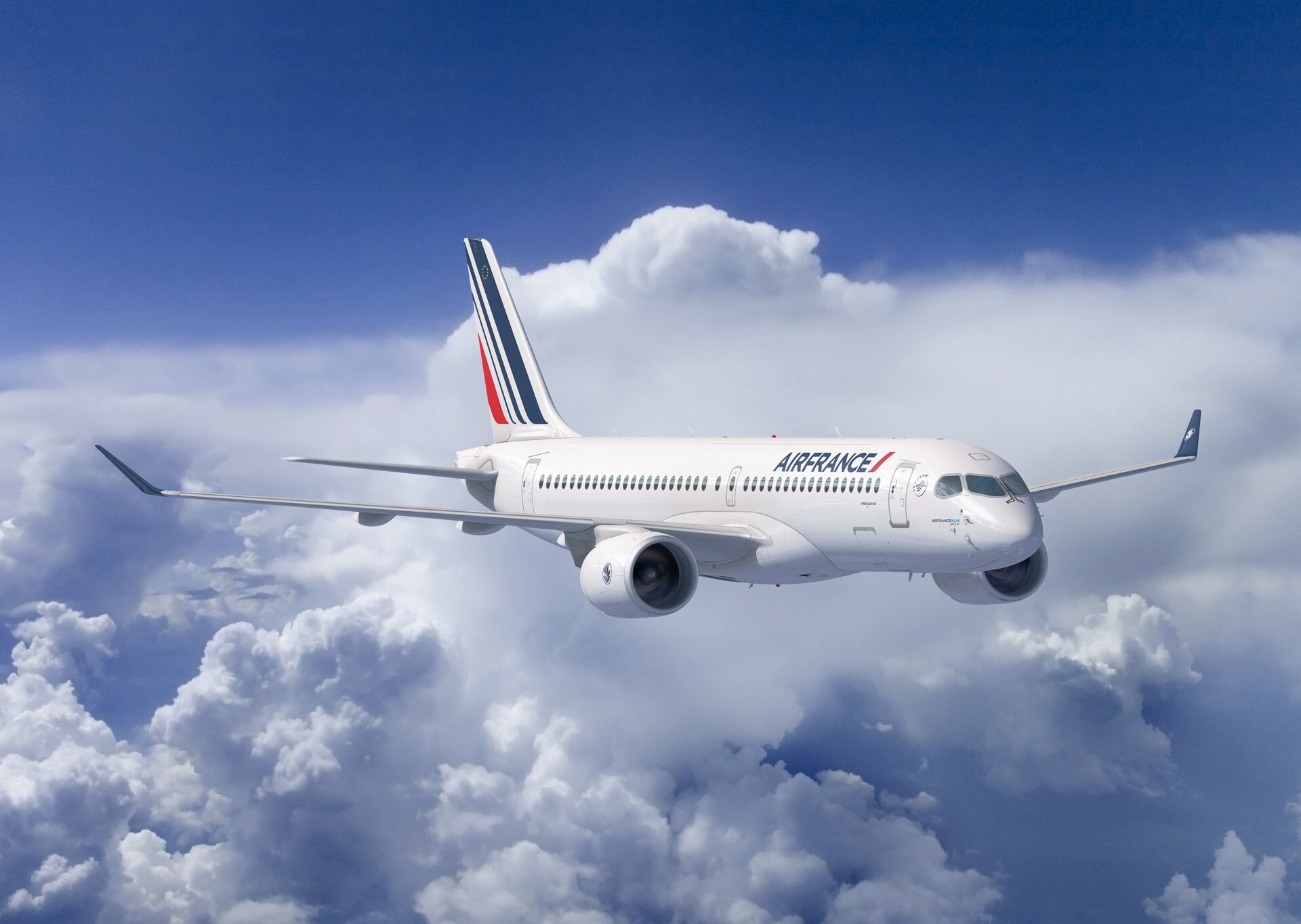 Air France Ready to Fly