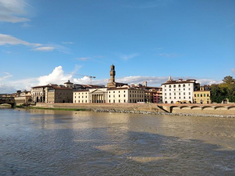 Arno Fluss Florenz 5