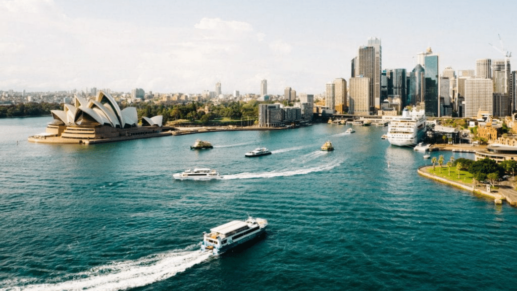 Australien Sydney 2