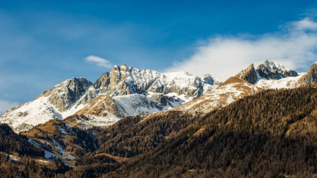 Berge Alpen