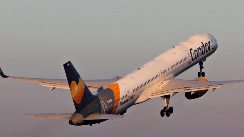 Condor, Boeing 757