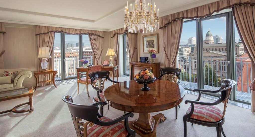 Regent Berlin Suite