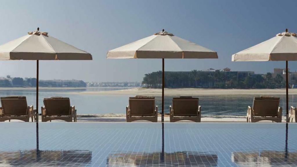 Waldorf Astoria Palm Jumeirah pool