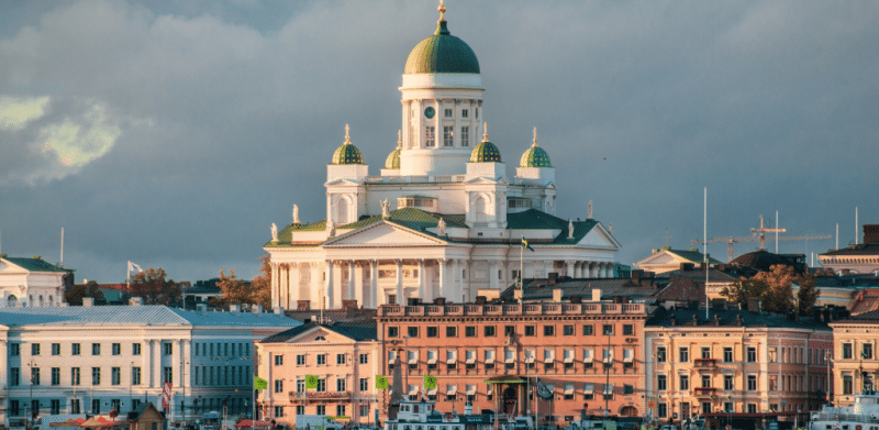Helsinki Finnland 1
