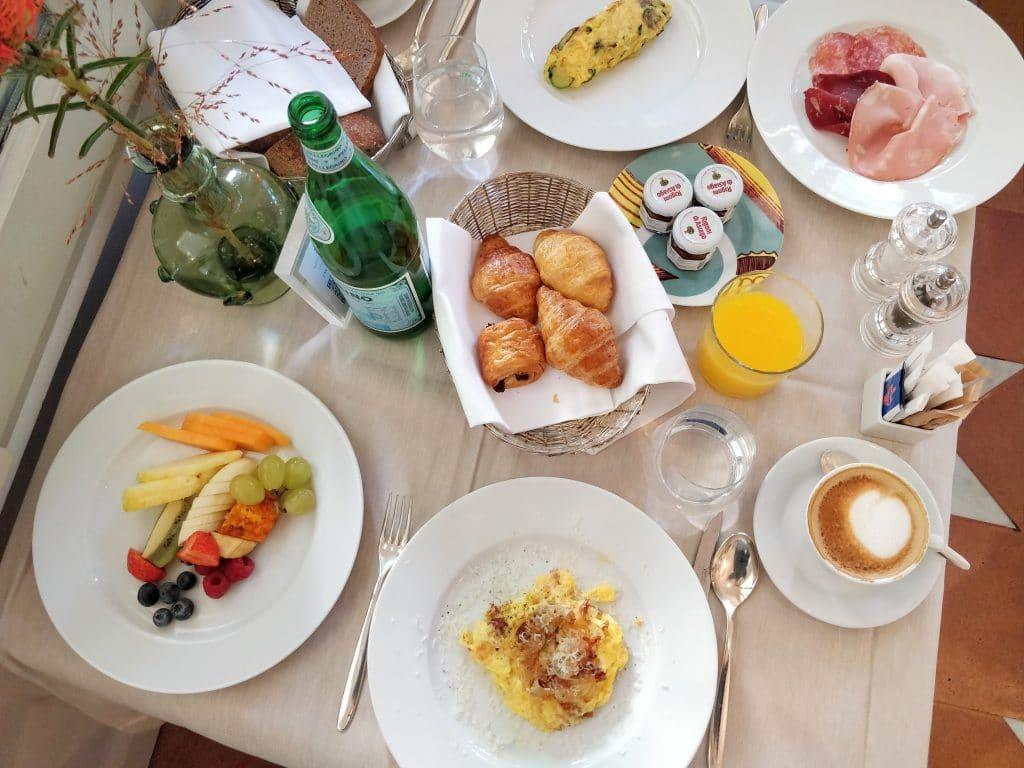 Hotel De Russie Rom Frühstück