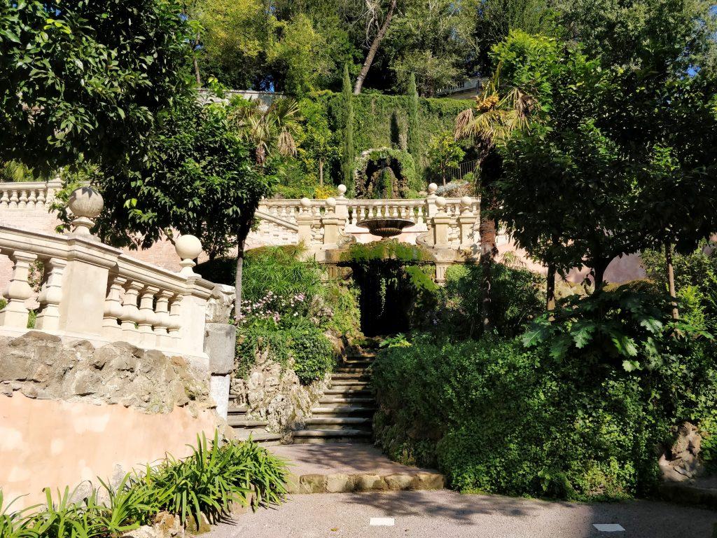 Hotel De Russie Rom Garten