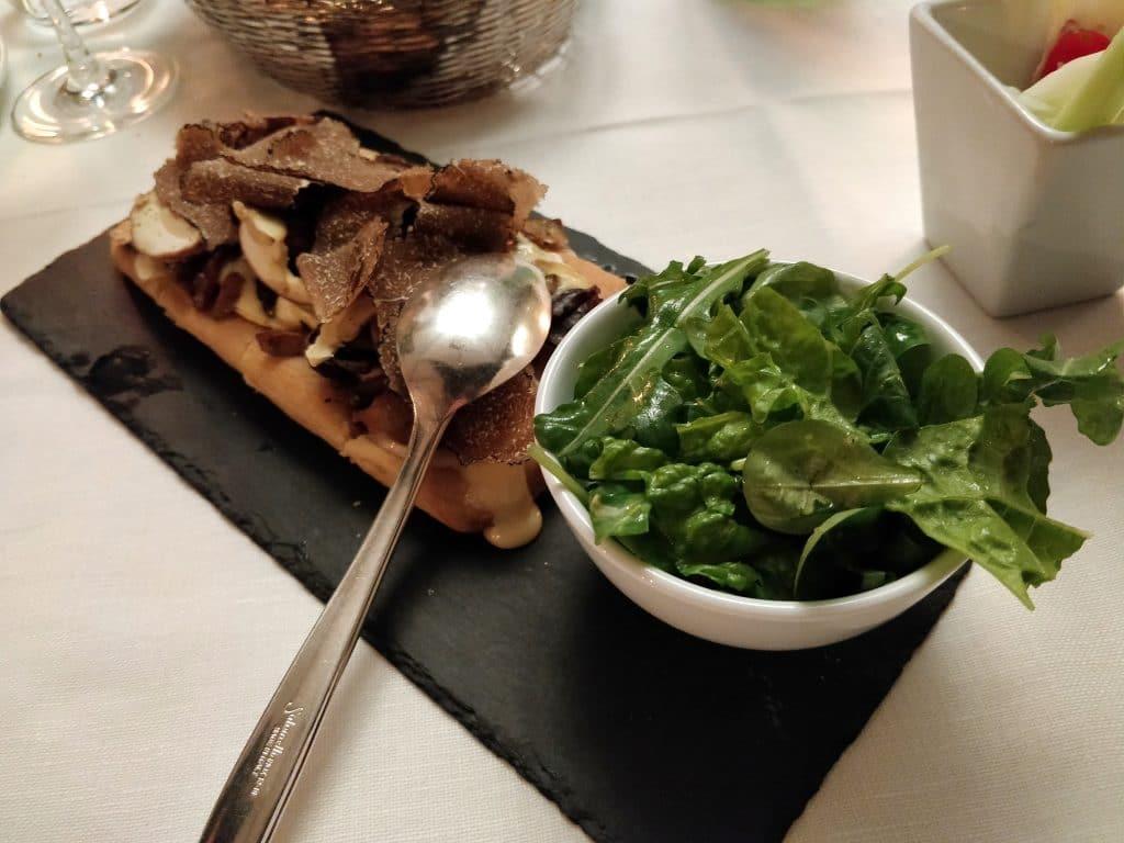 Hotel De Russie Rom Restaurant Abendessen 3