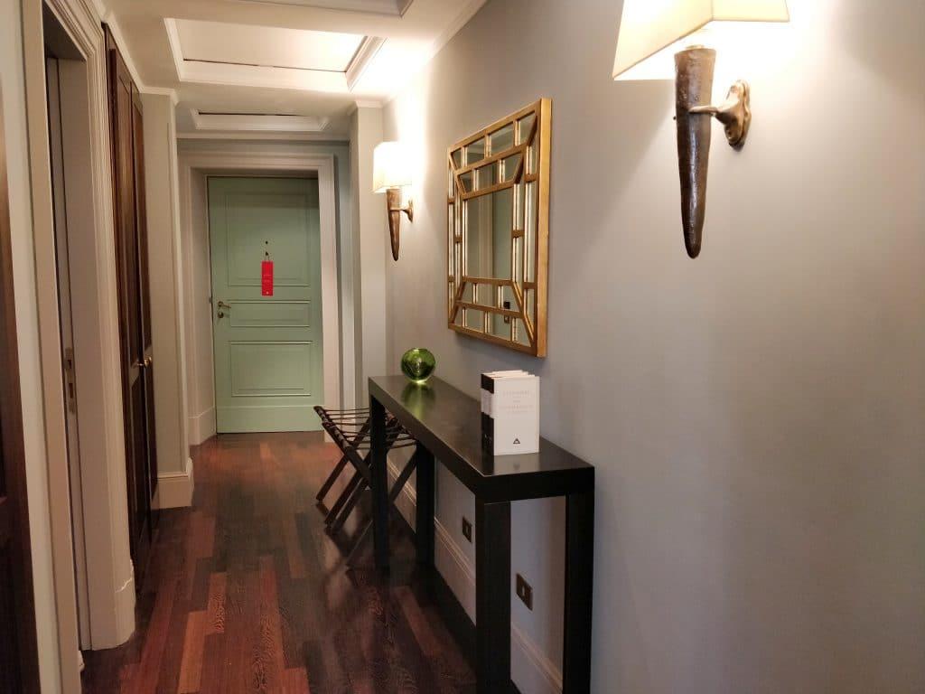 Hotel De Russie Rom Suite Eingang