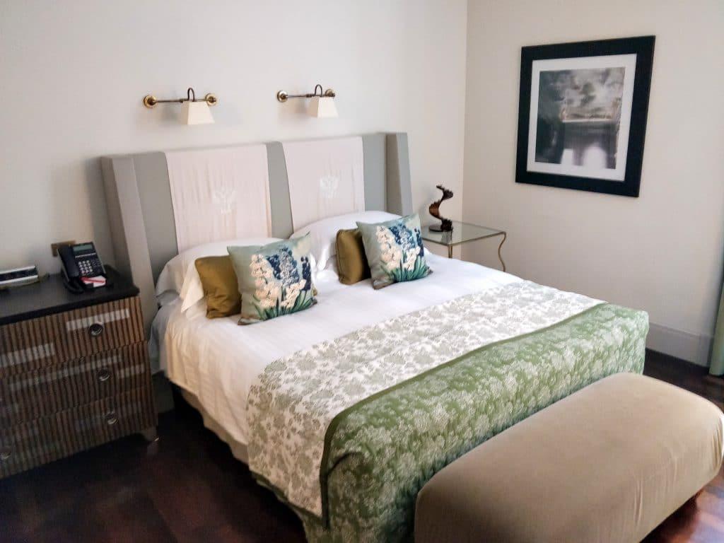 Hotel De Russie Rom Suite Schlafzimmer 2
