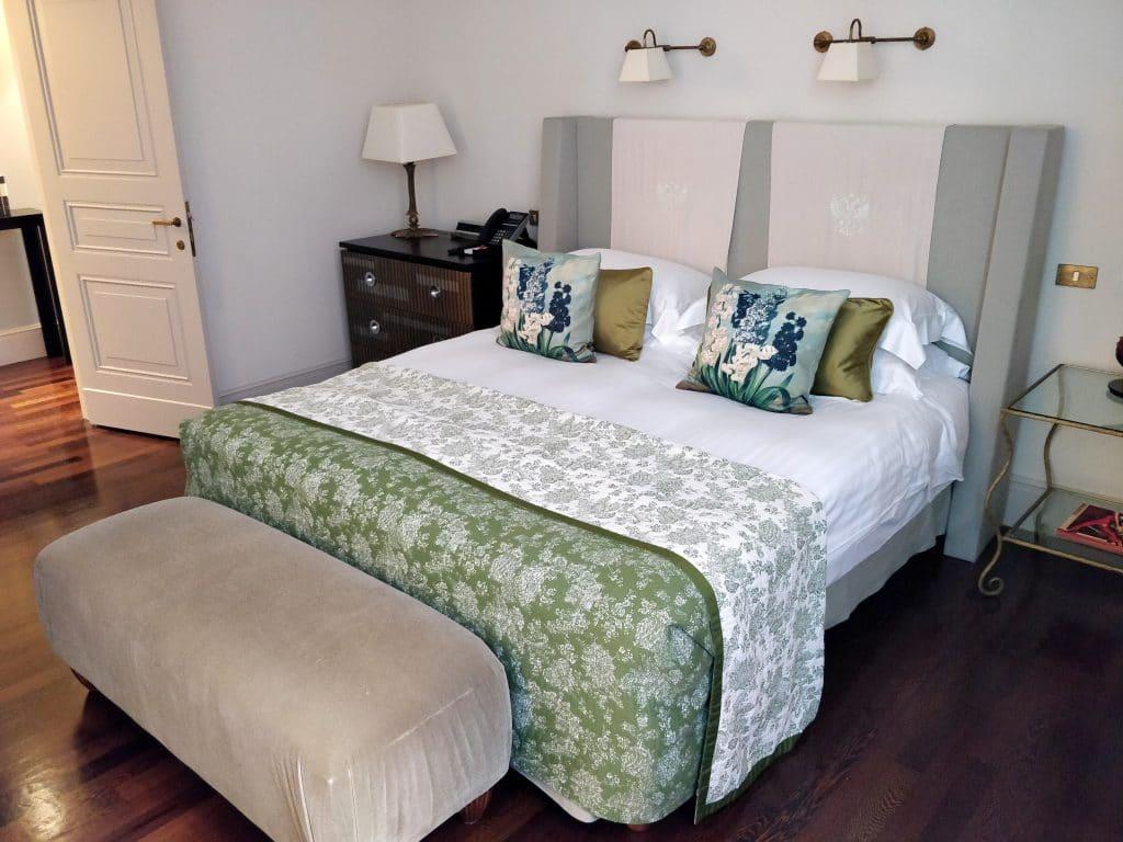 Hotel De Russie Rom Suite Schlafzimmer 3