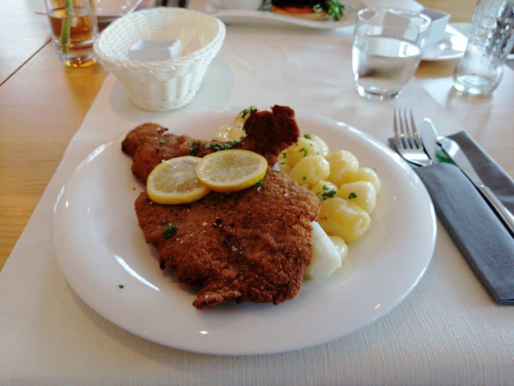 Iberotel Boltenhagen Schnitzel