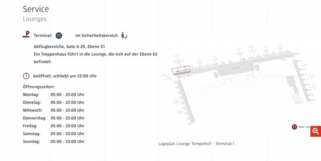 Lounge Tempelhof
