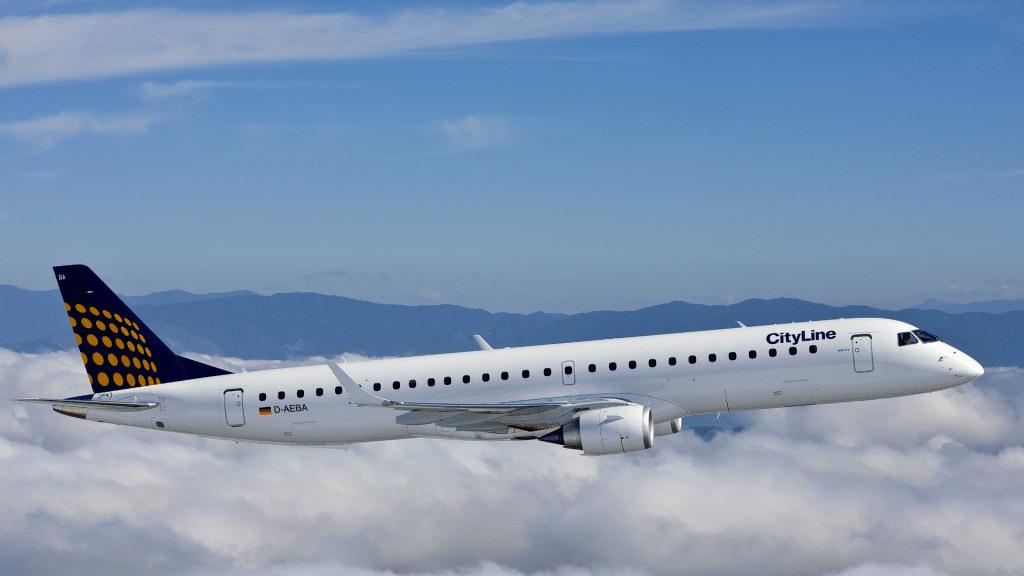 Lufthansa Cityline 1