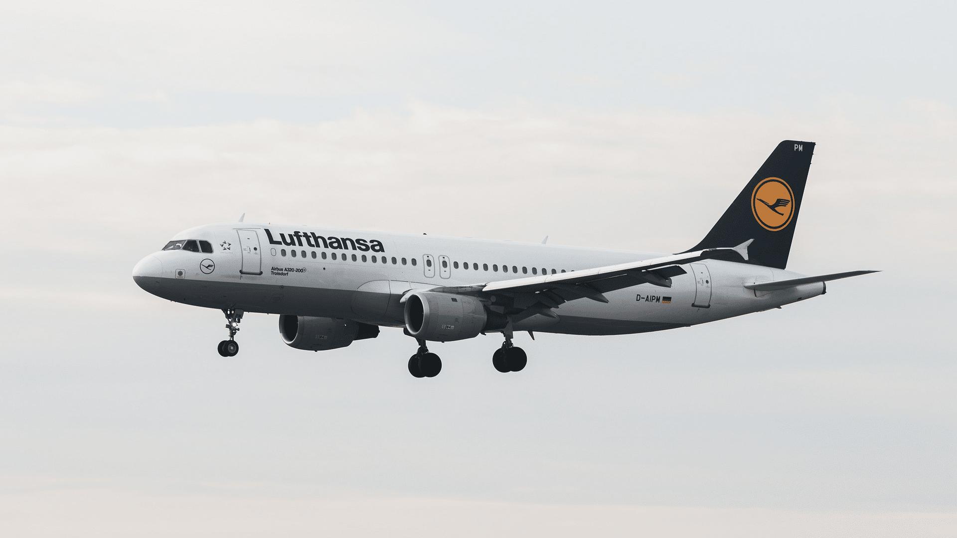 Lufthansa Flieger