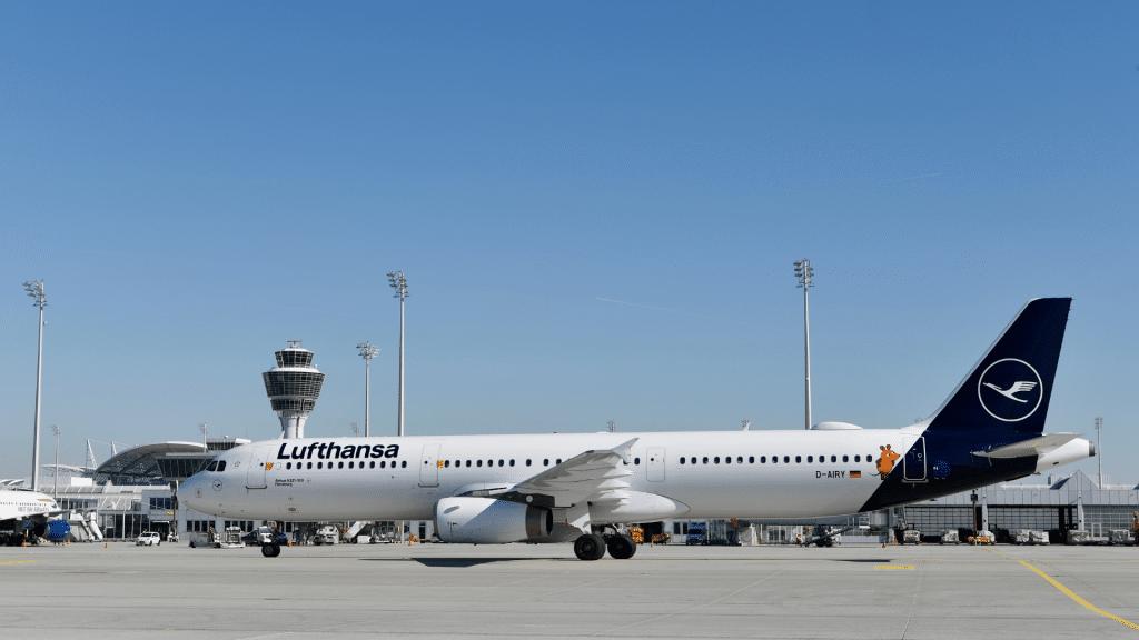Lufthansa München Airport