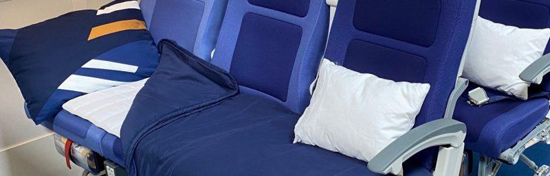 Lufthansa Sleeper's Row