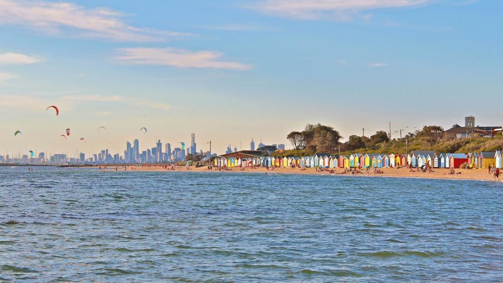 Melbourne Australien 1