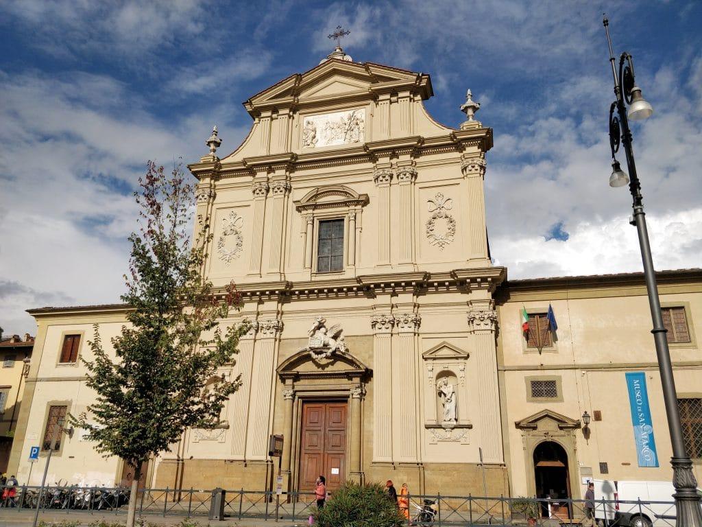 Museo Di San Marco Florenz 2
