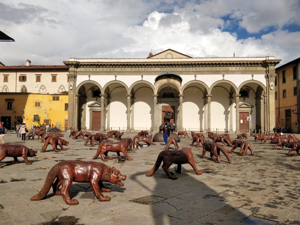 Ospedale Degli Innocenti Florenz