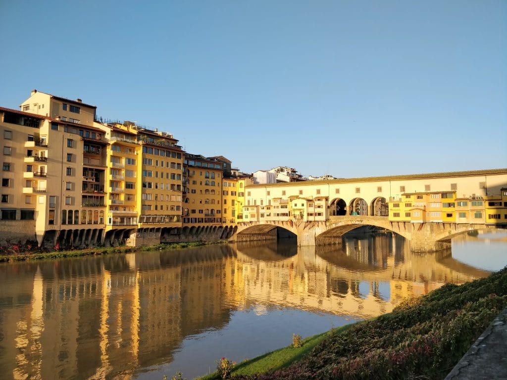Ponte Vecchio Florenz 2