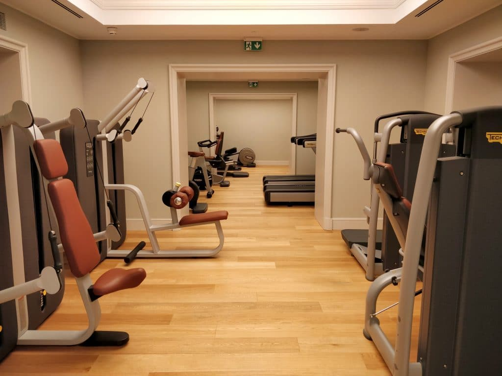Rocco Forte Hotel Savoy Fitness