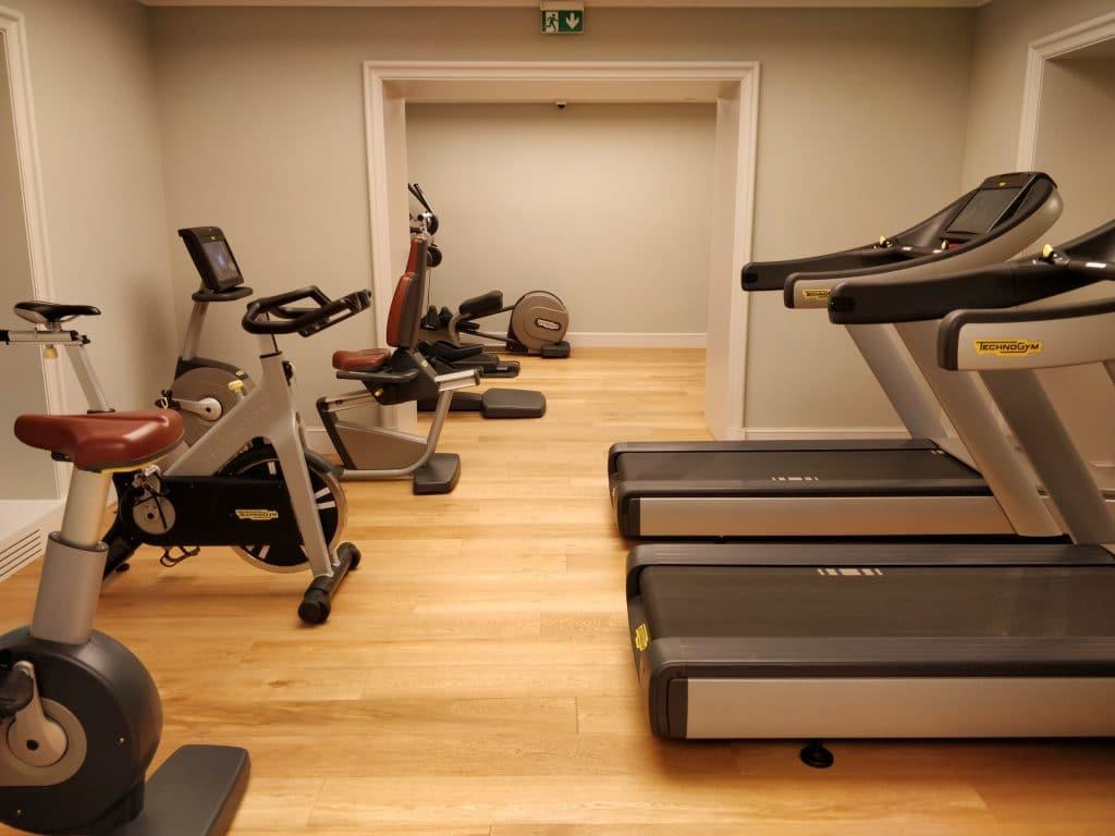 Rocco Forte Hotel Savoy Fitness 2