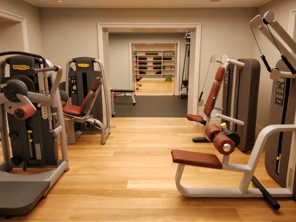 Rocco Forte Hotel Savoy Fitness 3