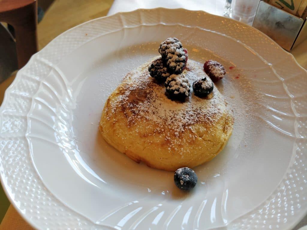 Rocco Forte Hotel Savoy Frühstück 3