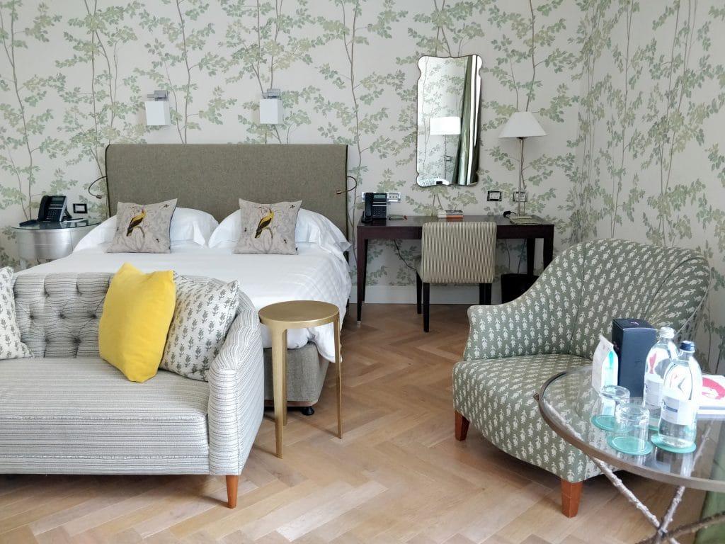 Rocco Forte Hotel Savoy Zimmer 8