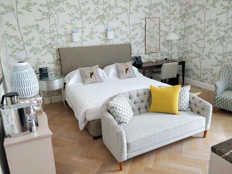 Rocco Forte Hotel Savoy Zimmer