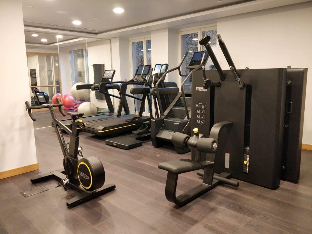 Rocco Forte Hotel De La Ville Rom Fitness
