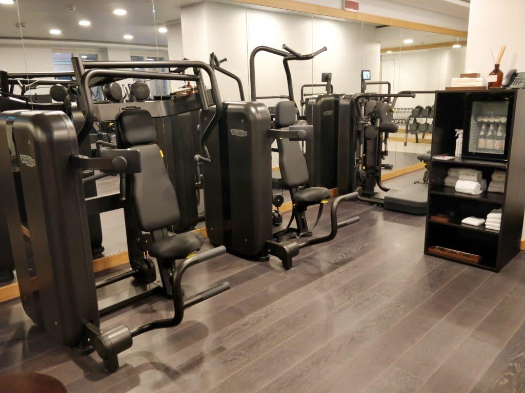 Rocco Forte Hotel De La Ville Rom Fitness 3