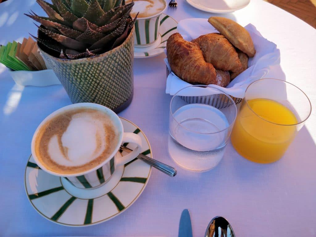 Rocco Forte Hotel De La Ville Rom Frühstück 2