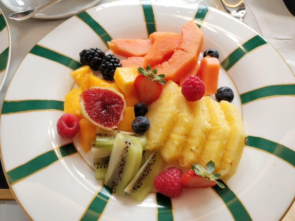 Rocco Forte Hotel De La Ville Rom Frühstück 7