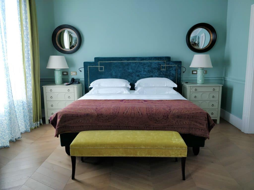 Rocco Forte Hotel De La Ville Rom Zimmer