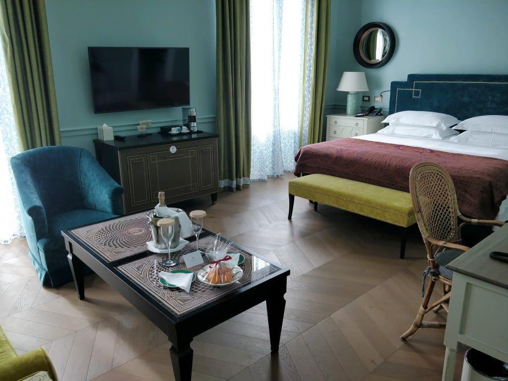 Rocco Forte Hotel De La Ville Rom Zimmer 2