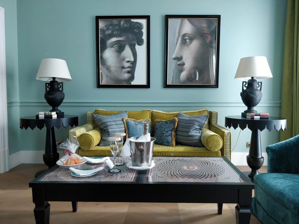 Rocco Forte Hotel De La Ville Rom Zimmer 3