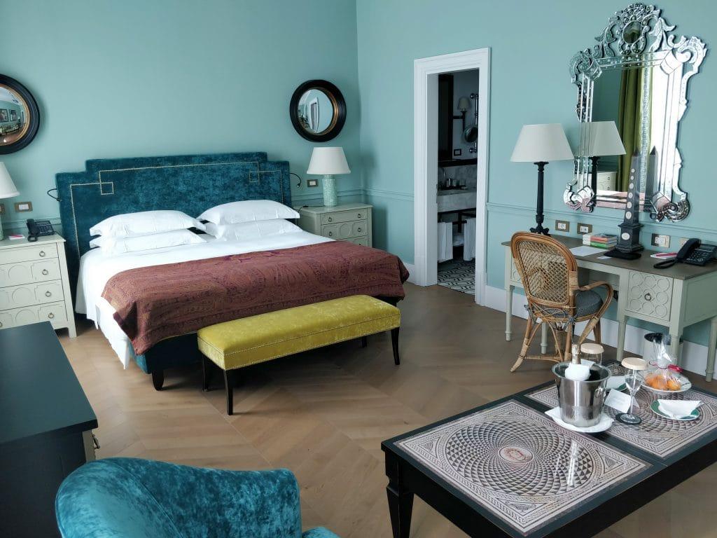 Rocco Forte Hotel De La Ville Rom Zimmer 8
