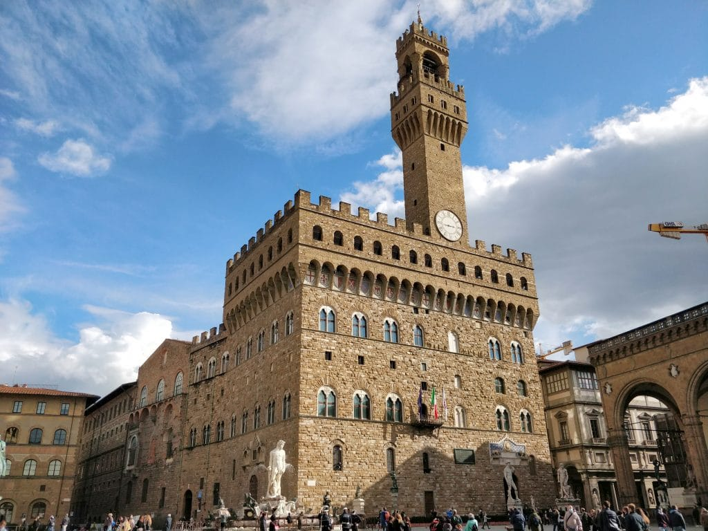 Salone Dei Cinquecento Florenz