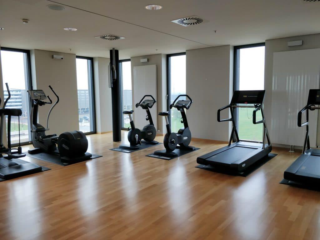 Steigenberger Airport Hotel Berlin Fitness